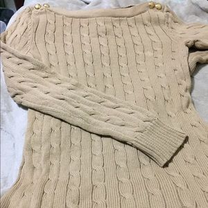 Lauren Ralph Lauren Cable Sweater